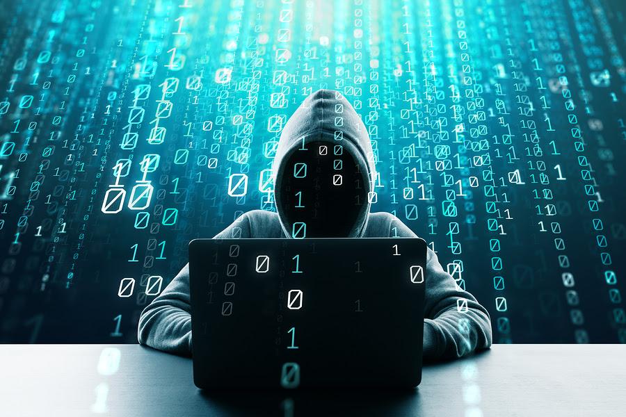 Pirate informatique pour la cryptomonnaie